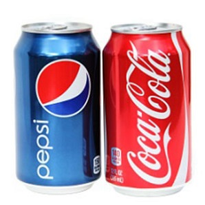 pepsi and coke products to wash down the best burgers in madison
